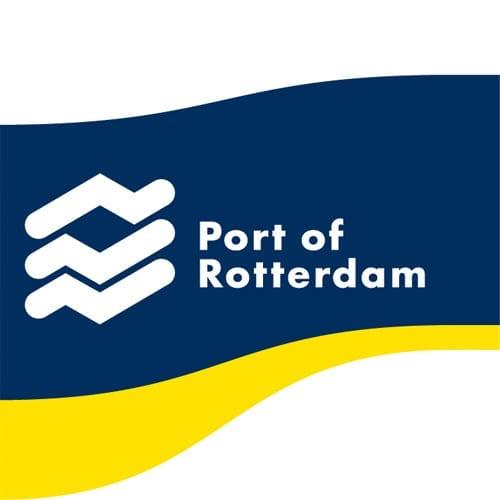 Logo Hafen von Rotterdam